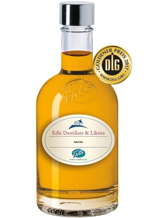Amrita, Indian Single Malt Whisky, 6 Jahre