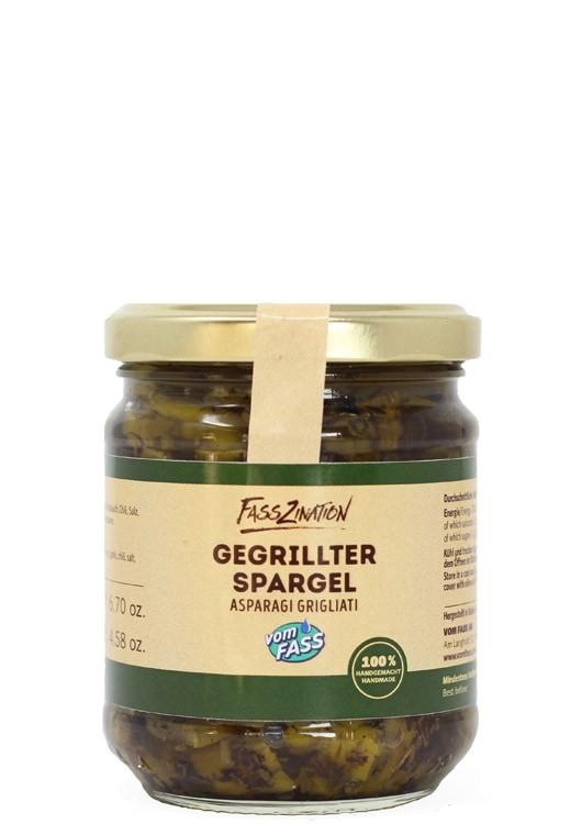 Gegrillter Spargel