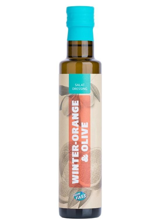 Dressing Winter-Orange Balsam-Essig & natives Olivenöl extra