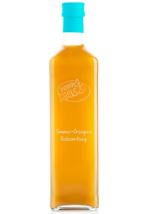 Sommer-Orangen Balsam-Star