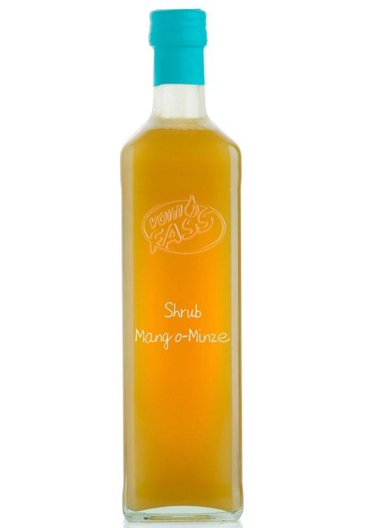 Shrub Mango-Minze