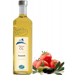 Natives Olivenöl extra mit  Tomatenaroma