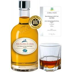 Rugen Distillery, Swiss Highland Single Malt Whisky, Classic