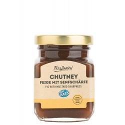 Chutney Feige mit Senfschärfe
