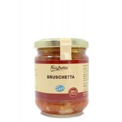 Bruschetta in Olivenöl