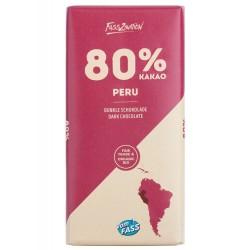 Peru 80 % Kakao