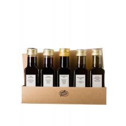 Probier- und Geschenkset: Kleine Essig- & Öl-Vielfalt