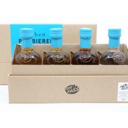 Probier- und Geschenkset: Cognac, Calvados & Co.