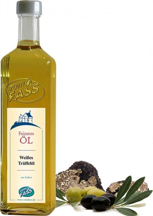 Natives Olivenöl extra mit  Trüffelaroma
