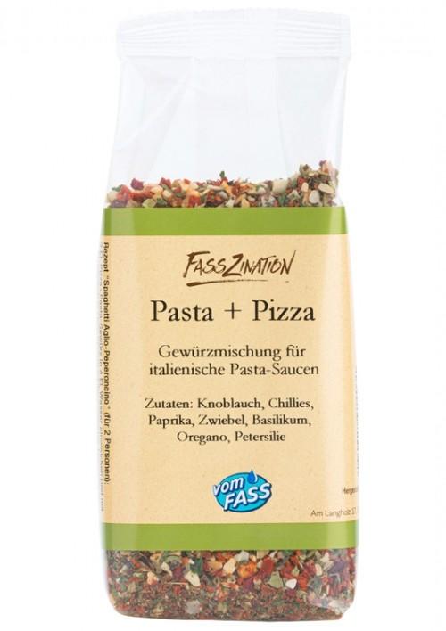 Pasta und Pizza Gewürzmischung im Nachfüllbeutel