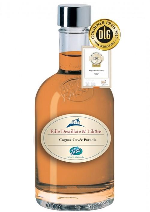 Cognac Cuvée Paradis, Premier Cru de Cognac, 40-50 Jahre