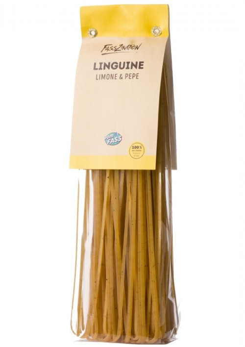 Linguine Limone & Pepe
