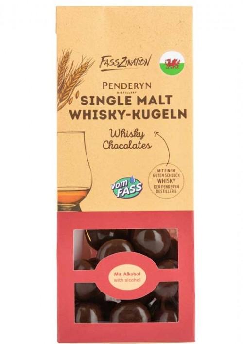 Penderyn Single Malt Whisky-Kugeln