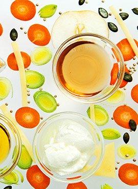 Marmeladen und Eingelegtes