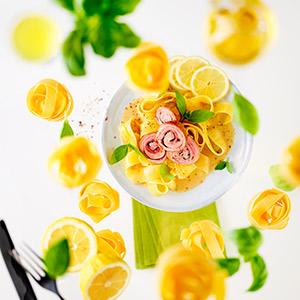 Involtini al Limone