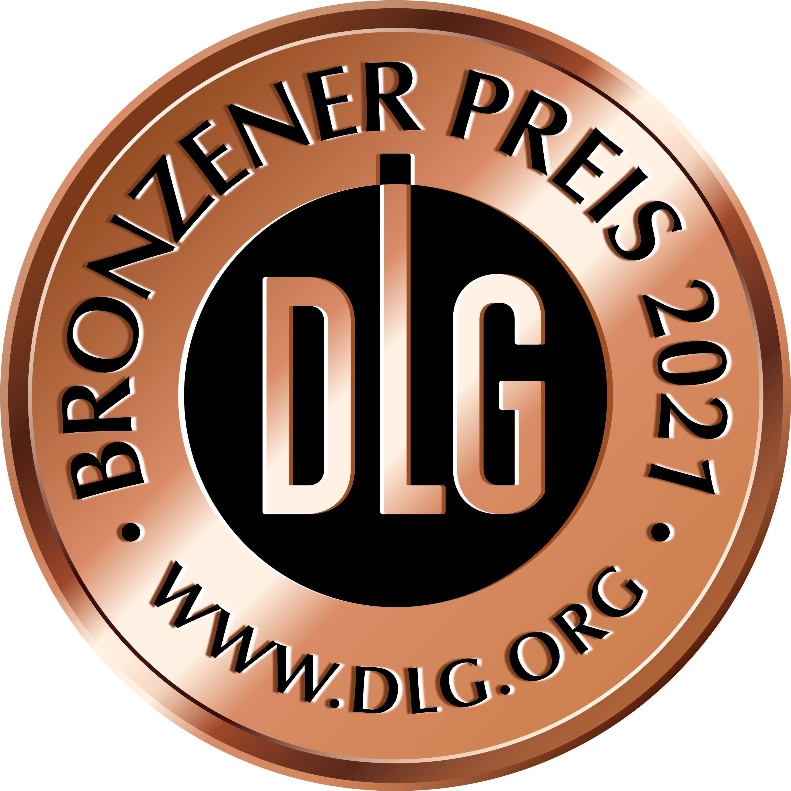 DLG Bronze Medaille