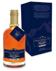 RUGEN Whisky Ice Label