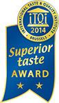 2 Sterne beim Superior Taste Award